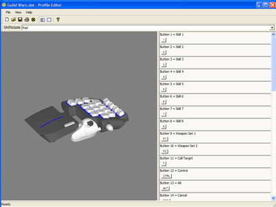 SST software 3d view