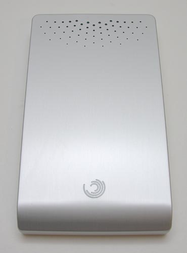 Seagate FreeAgent Go top