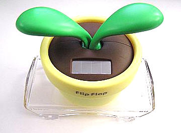 Tomy Flip Flap Solar Powered Plant Review