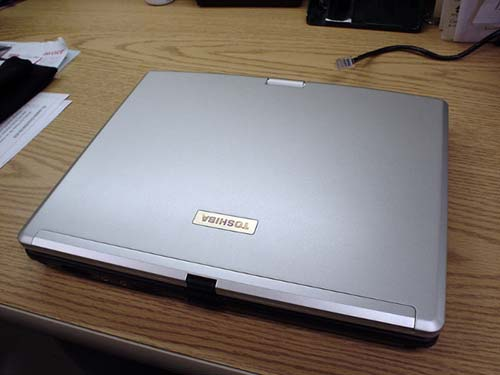 How do I RUN the restore disks for my Toshiba laptop