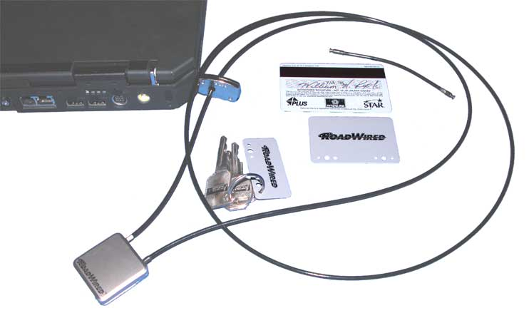Roadwired Keycard Travelock Review The Gadgeteer