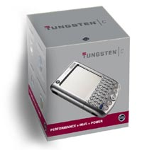 Tungsten C Box