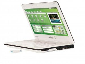 Gdium Liberty Netbook from EMTEC