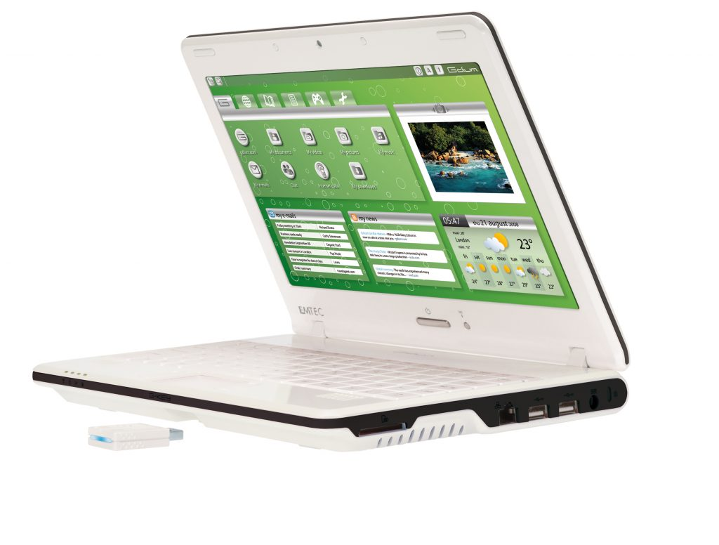 Gdium Liberty Netbook from EMTEC