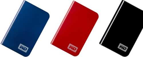 Western Digital My Passport Essential 320GB Portable USB