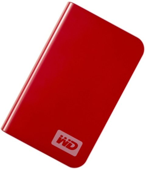 Western Digital My Passport Essential 320GB Portable USB