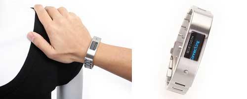 bluetooth-wrist