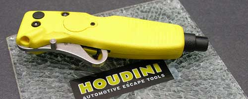 Houdini Automotive Escape Tool Review – The Gadgeteer