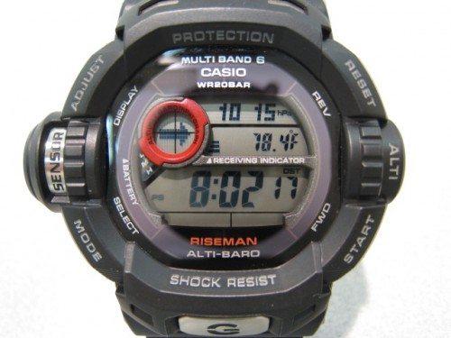 Barometer mode