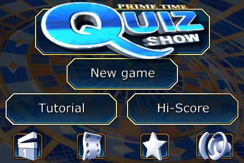 Pixellive Prime Time Quiz Show iPhone Game Review