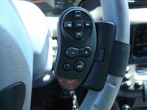 Merconnet Steering Wheel Remote