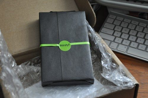 Mophie Juice Box in glack gift packaging