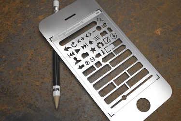 iphone-stencil
