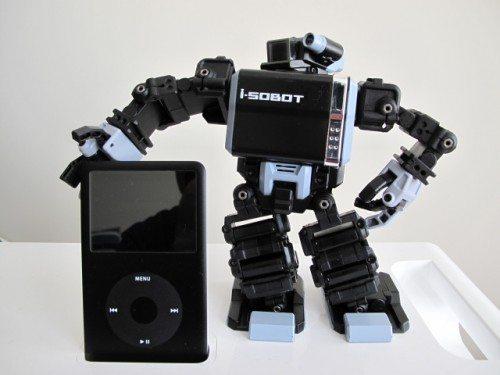 isobot-ipod