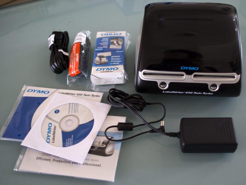 dymo labelwriter 450 twin turbo software download windows 10