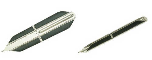 A Folding Ballpoint Pen That Fits In Your Wallet The
