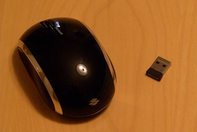 Microsoft Wireless Mobile Mouse 6000 and USB Receiver