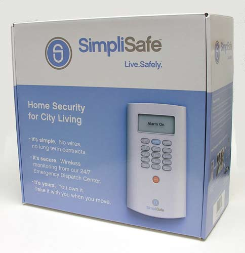SimpliSafe 1500 Home Security System Review