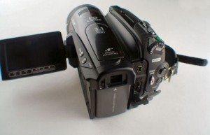 Canon HV30 01