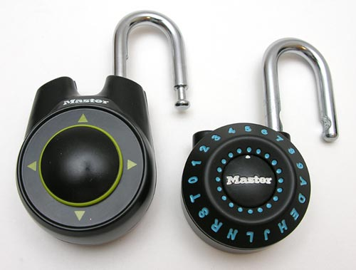4c034edb7743 Master Lock Set-Your-Own Combination Locks Review – The Gadgeteer