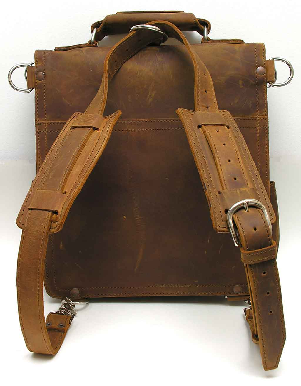 Well-known Saddleback Leather Company Messenger Bag Review - The Gadgeteer VJ66