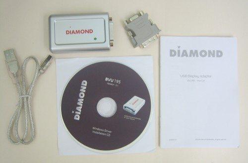 Diamond-USB Display Adapter Pro-2