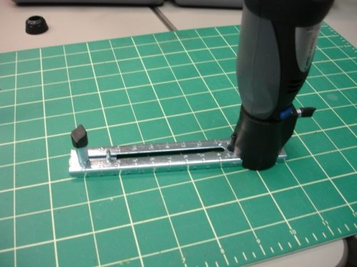 Circle cutting tool