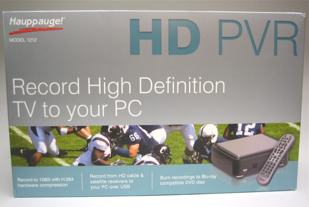 Hauppauge-HD PVR-1