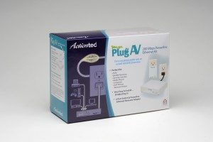 Actiontec 200Mbps Powerline Ethernet Kit