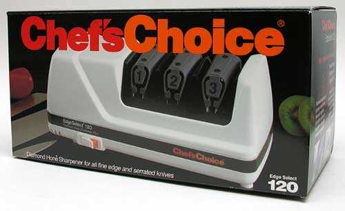 chef schoice edgeselect 120 knife sharpener review the gadgeteer rh the gadgeteer com User Manual PDF chef's choice 120 instruction manual