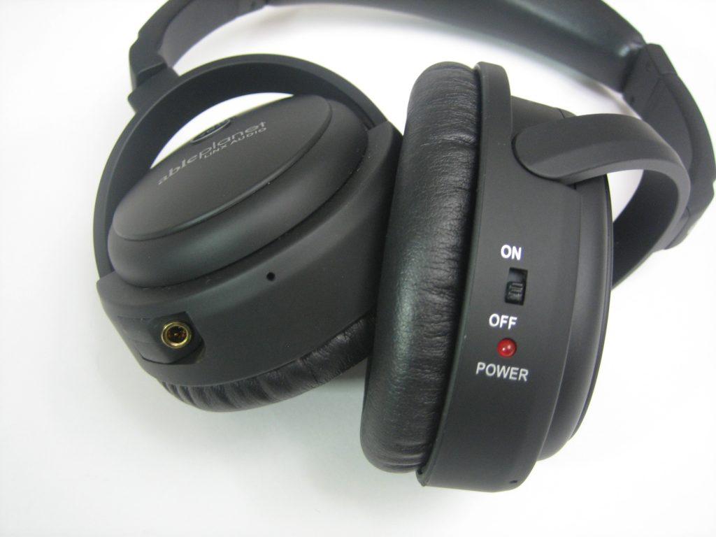 Able Planet True Fidelity Active Noise Canceling Headphone