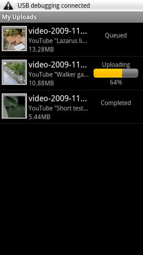 VideoQueued