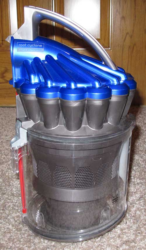 Dyson DC23 Turbinehead Canister Vacuum Cleaner Review