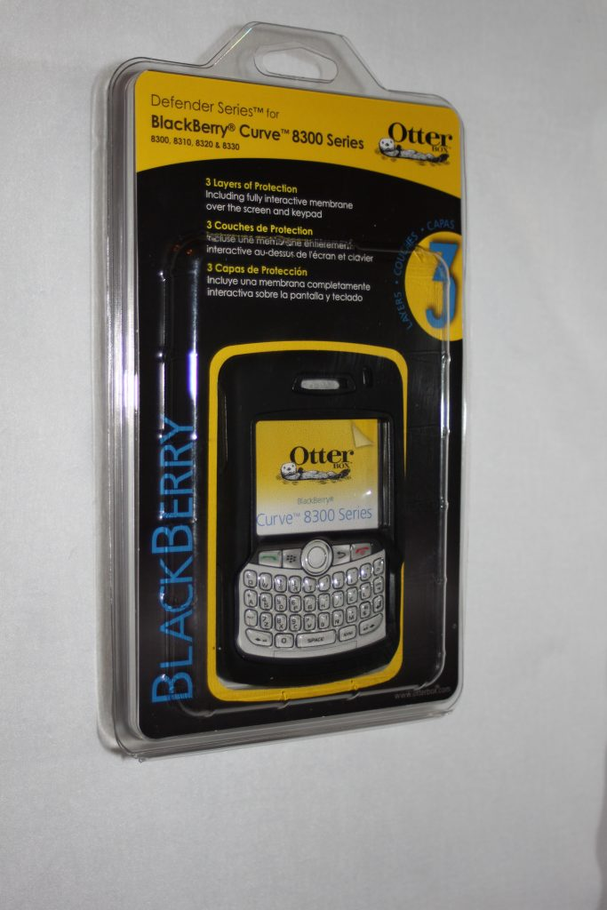 Otterbox for Blackberry in case