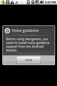voiceguidance