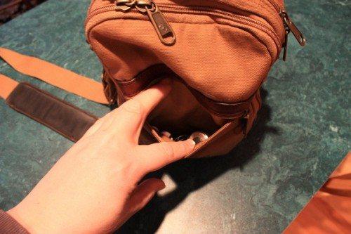 catchall pocket