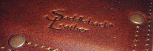 saddleback mousepad logo