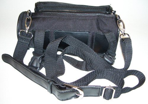 With strap attached