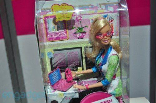 Geek Barbie