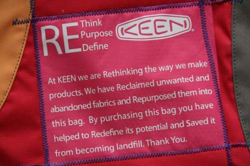 Keen Bag 2 Large Patch