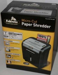 Fellowes MS-450 Ci Powershred Paper Shredder
