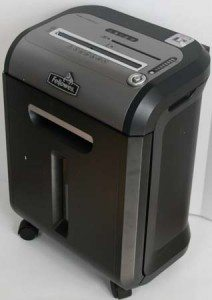 Fellowes MS 450 Ci Powershred out of Box
