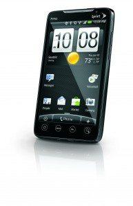 HTC EVO GL