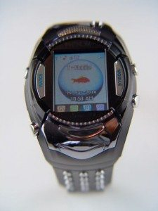 SpecialOPS Cell Phone Watch