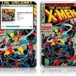 GelaSkins Introduces Marvel Comics Skins for Mobile Devices