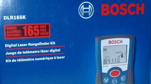 Bosch dlr165