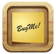 BugMe! Reminder iPhone App Review – The Gadgeteer