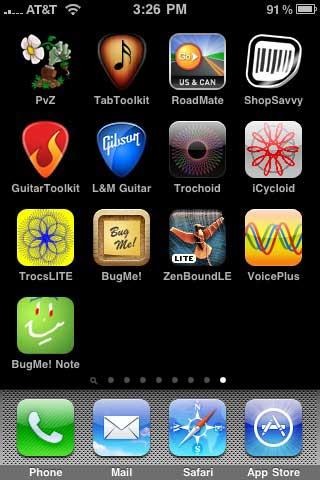 bugme iphone 8