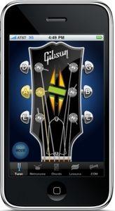 gibson iphone app