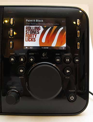 logitech squeezebox radio 10